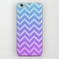 Chevron Fairy Tale iPhone Skin