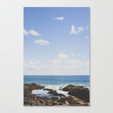 Sky over Maine Canvas Print
