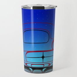 Raven Released the stars. Travel Mug