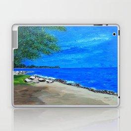 Corner of the lake Laptop & iPad Skin