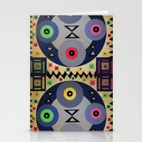 ferris wheel Stationery Cards featuring Ferris wheel by simay