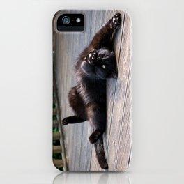 Binx - Grrr! iPhone Case