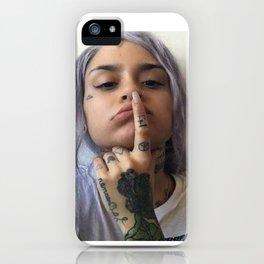 Kehlani 9 iPhone Case