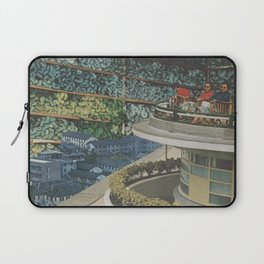 An Exotic Holiday Laptop Sleeve