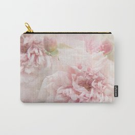 Softly Roses Carry-All Pouch