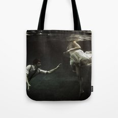 abyss of the disheartened : X Tote Bag