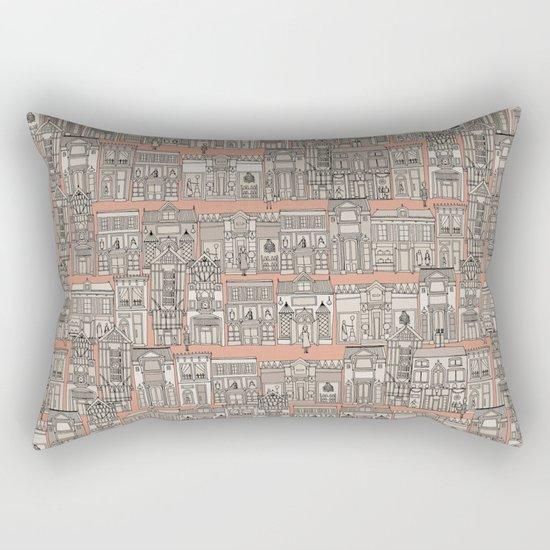 Avenue des Mode Rectangular Pillow