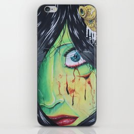 The accident  iPhone Skin