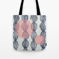 potato Tote Bags featuring Potato by LutraLutraCards