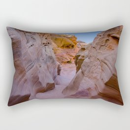 Colorful Canyon, Valley of Fire State Park Rectangular Pillow