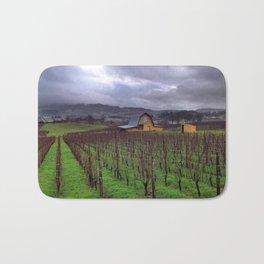 Oregon Wine Country Bath Mat