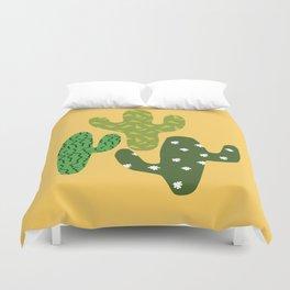 Cactus (Minimal) Duvet Cover
