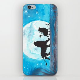 The Lion King Stencil iPhone Skin
