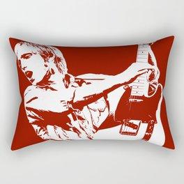 T. Petty Rectangular Pillow