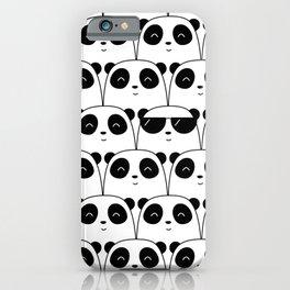 That Cool Panda iPhone Case