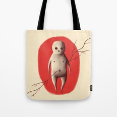 Baby void Tote Bag