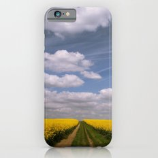 Clouds and Flowers iPhone 6 Slim Case