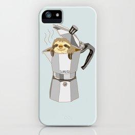 Slopresso iPhone Case