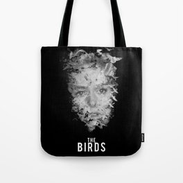 THE BIRDS Tote Bag