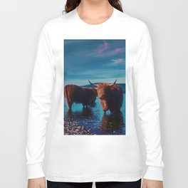 Different cows Long Sleeve T-shirt