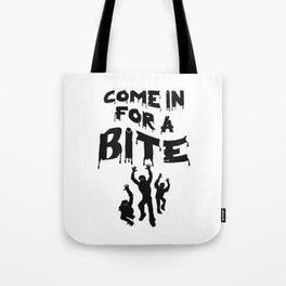 Zombie Halloween Tote Bag