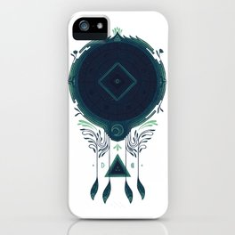Cosmic Dreaming iPhone Case