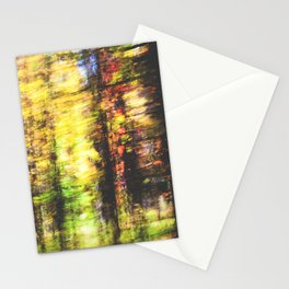 speed of fall Stationery Cards