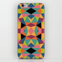 kaleidoscope iPhone & iPod Skins featuring Kaleidoscope by Andy Westface