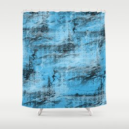 Abstract 160 Shower Curtain