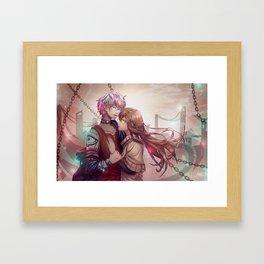 Unknown X MC Framed Art Print