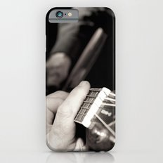 Playing the guitar iPhone 6s Slim Case