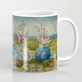 The Garden of Earthly Delights - Hieronymus Bosch Coffee Mug