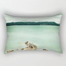 Timeless sea Rectangular Pillow