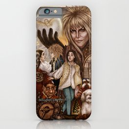 Labyrinth Tribute iPhone Case