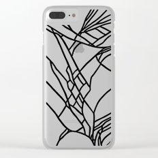 Crack Clear iPhone Case