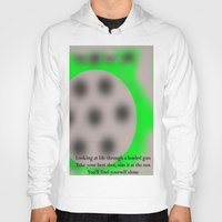 artsy Hoodies featuring Graphic Artsy by DesignByAmiee