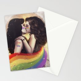 Marlana Pride Stationery Cards