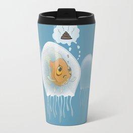 Jellyfishfish - Oh Poop! Travel Mug