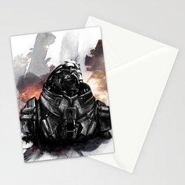 Forgive the insubordination - Galaxy Stationery Cards