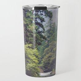 Rivers Lead the Way Travel Mug