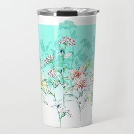 Spring Bouquet Travel Mug