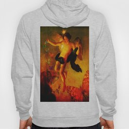 The angel sower of butterflies Hoody