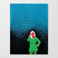 Jeg gir faen Canvas Print