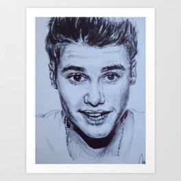 Teens Love Art Print