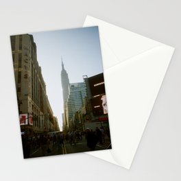 34th Street Morning Stationery Cards