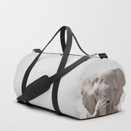Elephant - Colorful Duffle Bag