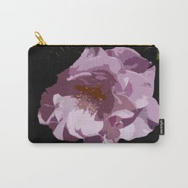 Beautiful Abstract Rose Carry-All Pouch