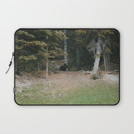 Mother Grizzly Watch Laptop Sleeve