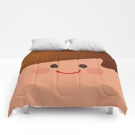 Face I Comforters