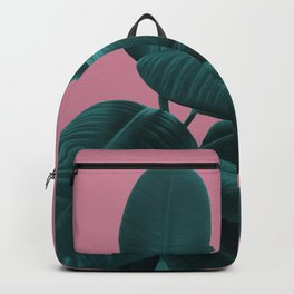 Ficus Elastica #11 #WildRose #decor #art #society6 Backpack